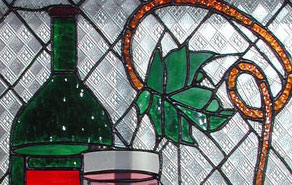 Laser Laceworks Stained Glass Laser Cut