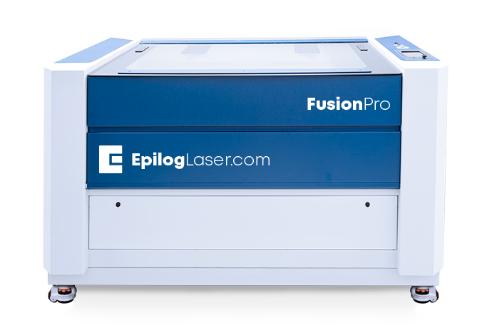 Fusion Pro laser engraver, cutter and marker for production focused companies.