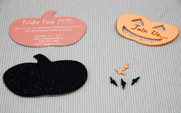 parts of the invite