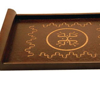 serving tray engraving